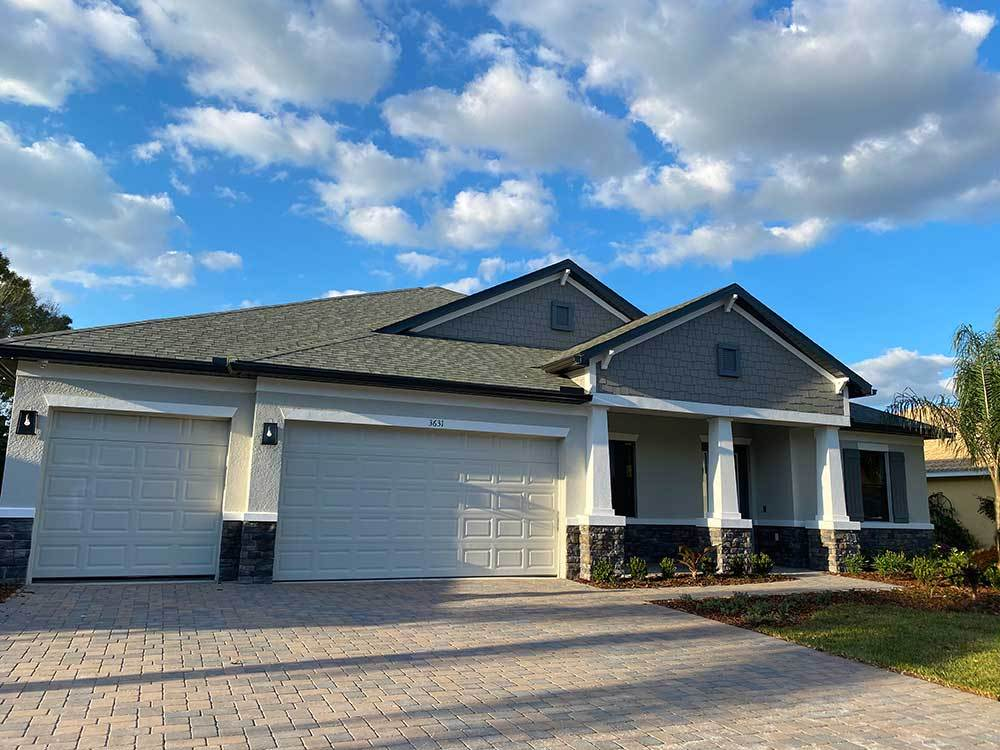 Exterior featured in the Joyce By William Ryan Homes in Sarasota-Bradenton, FL