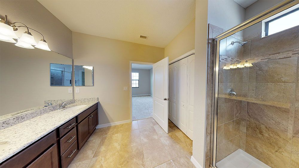 Bathroom featured in the Saratoga 3-Car Garage By William Ryan Homes in Tampa-St. Petersburg, FL