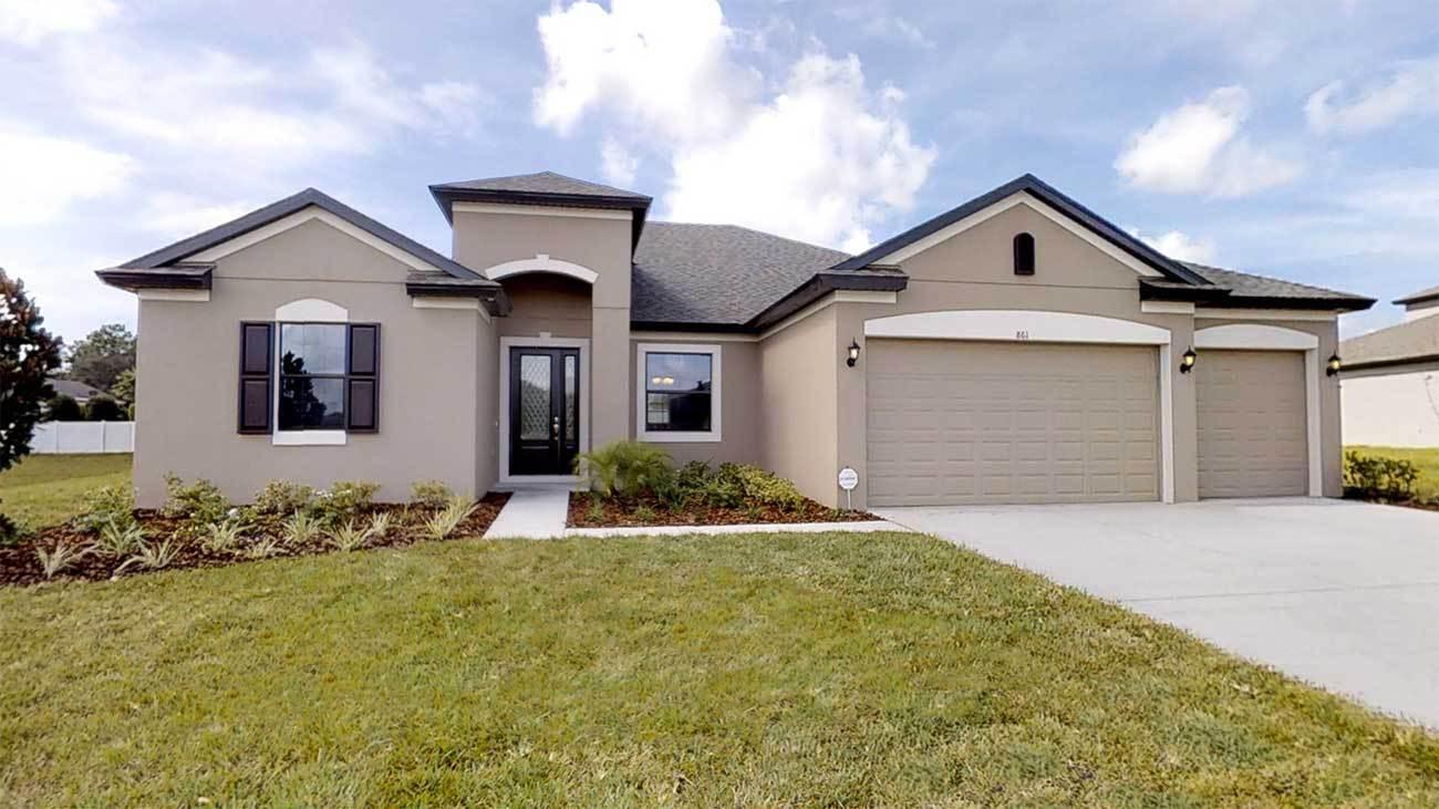 Exterior featured in the Strabane By William Ryan Homes in Sarasota-Bradenton, FL