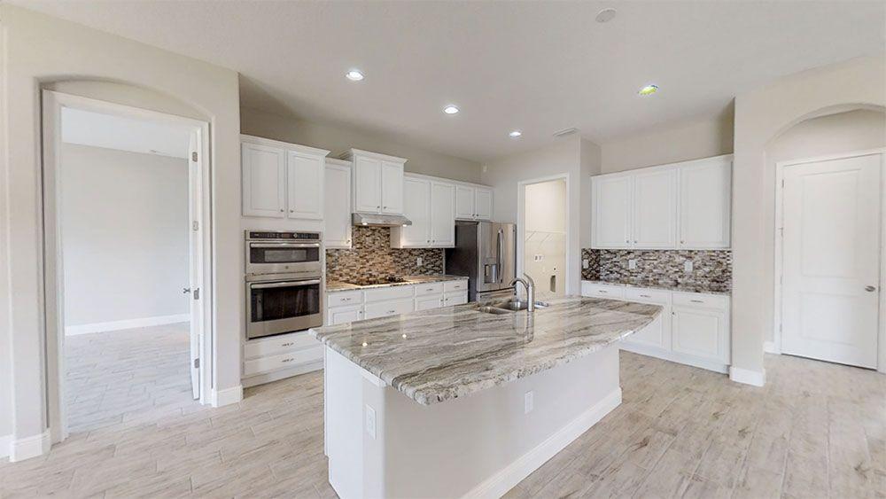 Kitchen featured in the Strabane By William Ryan Homes in Sarasota-Bradenton, FL