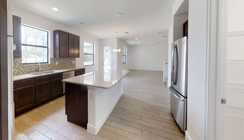 Kitchen featured in the Jeppeson By William Ryan Homes in Sarasota-Bradenton, FL