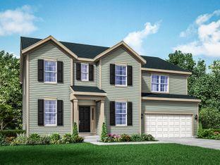 Jericho II - Savannah: Lakemoor, Illinois - William Ryan Homes