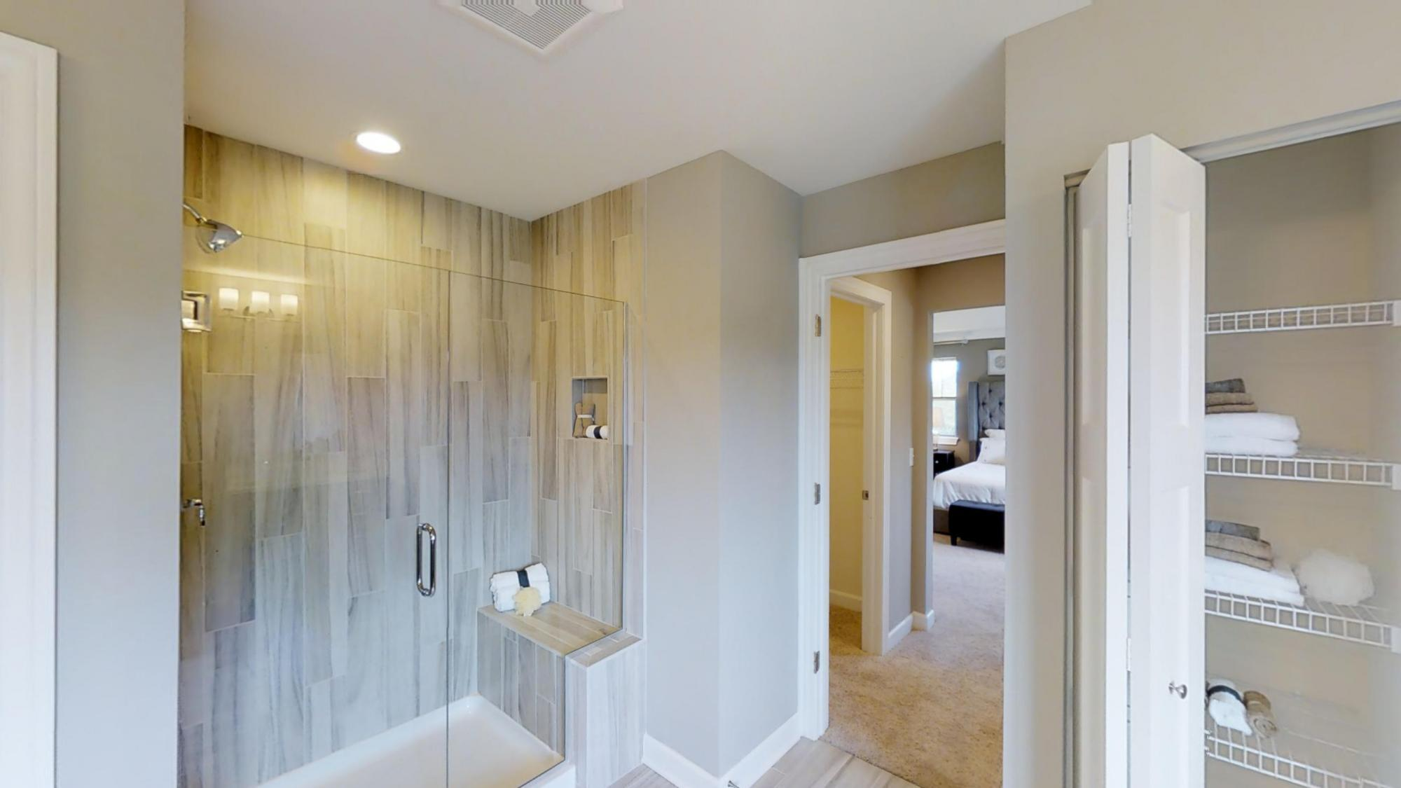 Bathroom featured in the Jericho II By William Ryan Homes in Chicago, IL