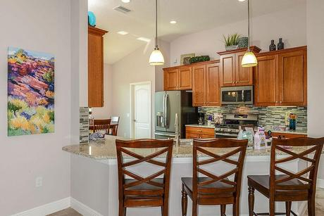 Kitchen-in-Sweetwater-at-Hawthorn at the Villages of Avalon-in-Spring Hill