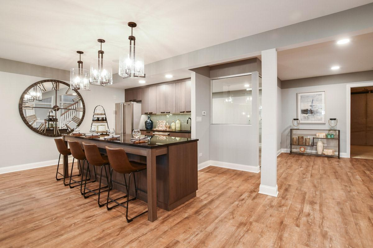 Kitchen featured in the Plan 2300 By North Shore Builders in Chicago, IL