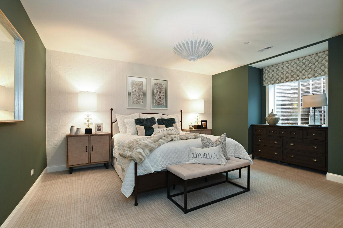 Bedroom featured in the Plan 2300 By North Shore Builders in Chicago, IL