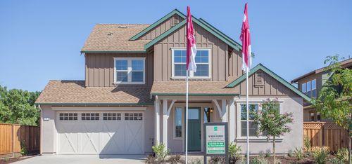 San Jose Ca New Homes San Jose California Home Builders