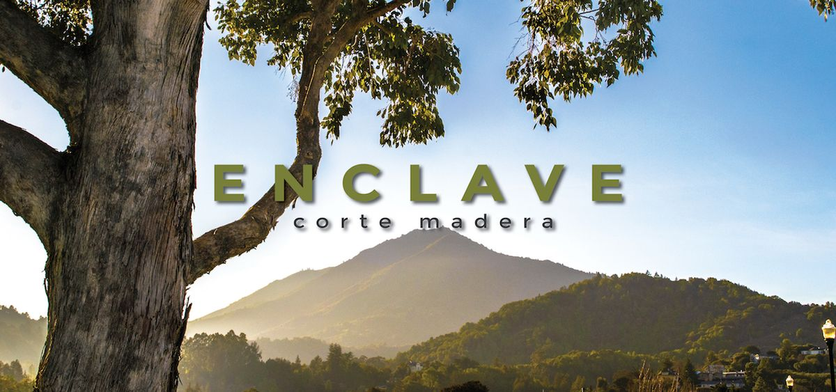 Enclave In Corte Madera Ca By Ryder Homes