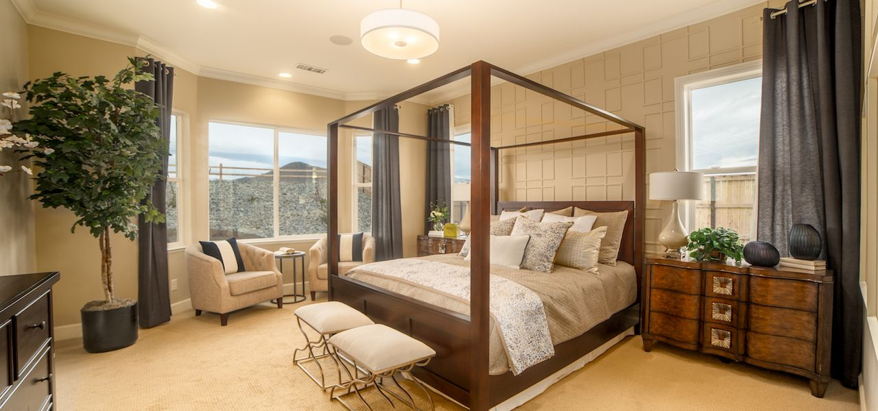 Bedroom featured in the Plan 4 By Ryder Homes in Reno, NV