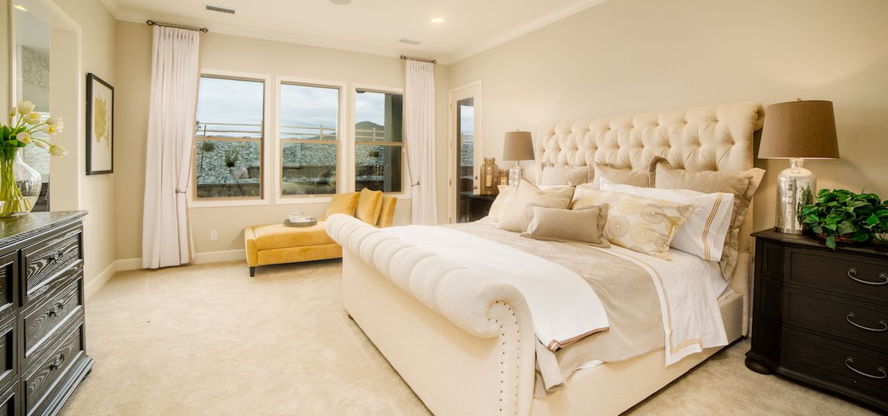 Bedroom featured in the Plan 6 By Ryder Homes in Reno, NV