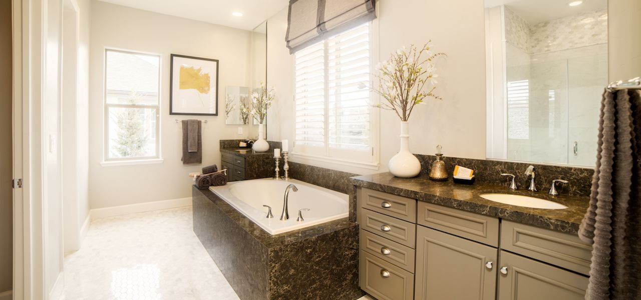 Bathroom featured in the Plan 6 By Ryder Homes in Reno, NV