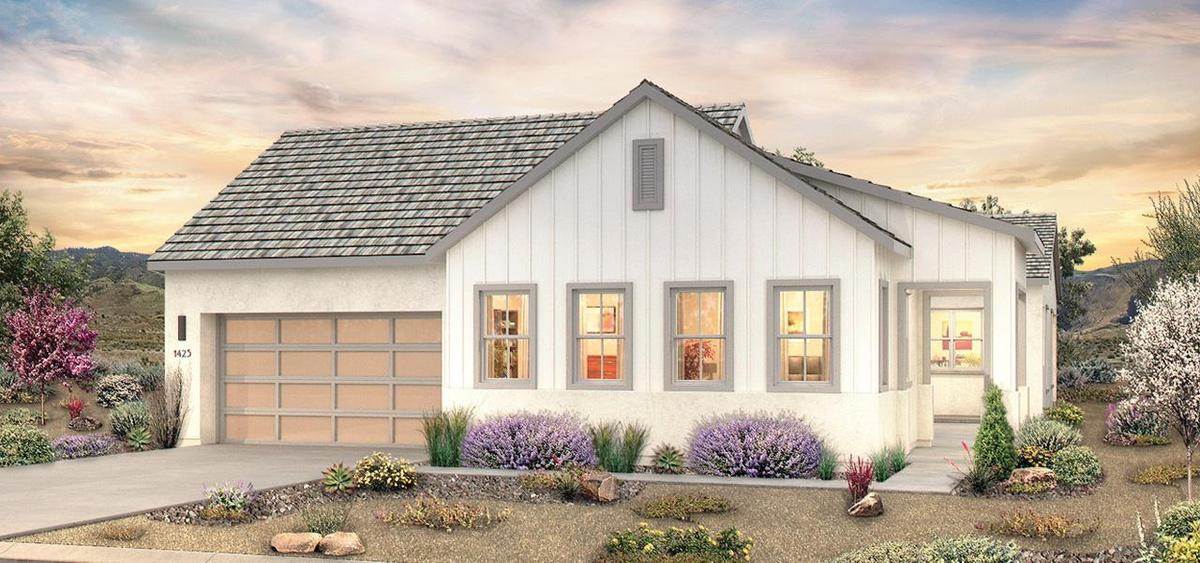 Modern Farmhouse - Scheme 3