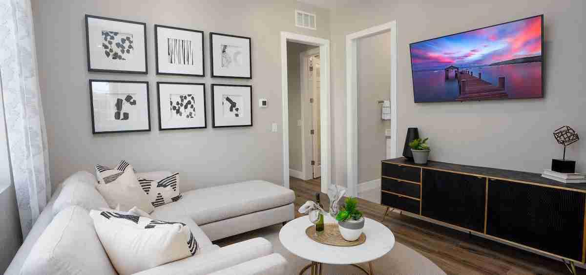 Multi-Gen Living Room