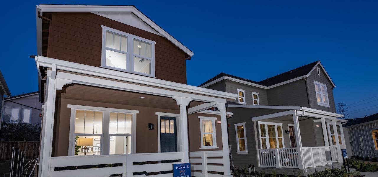 'Hamilton Cottages' by Ryder Homes - website only in San Francisco