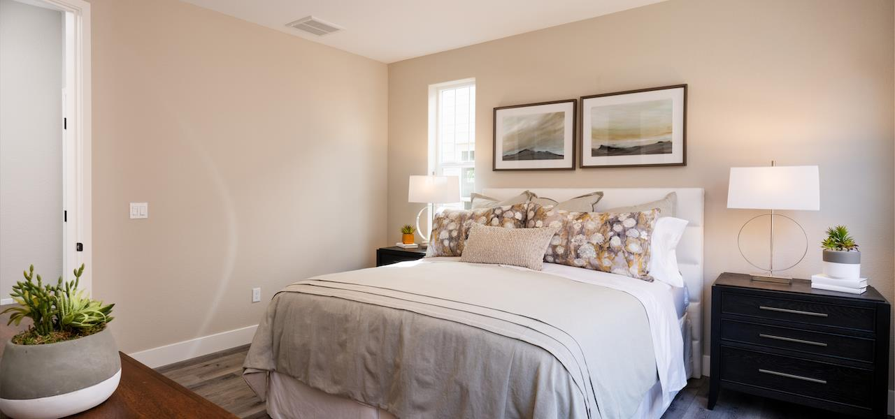 Bedroom featured in the Plan 2 By Ryder Homes in San Francisco, CA