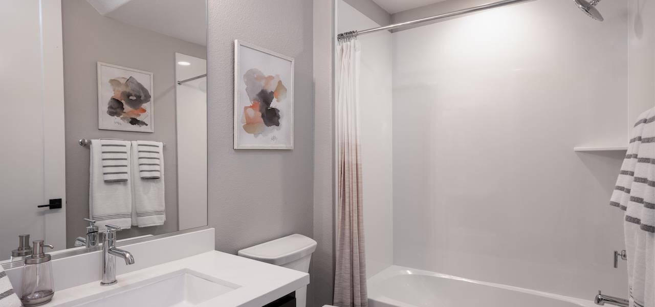 Bathroom featured in the Plan 3 By Ryder Homes in San Francisco, CA