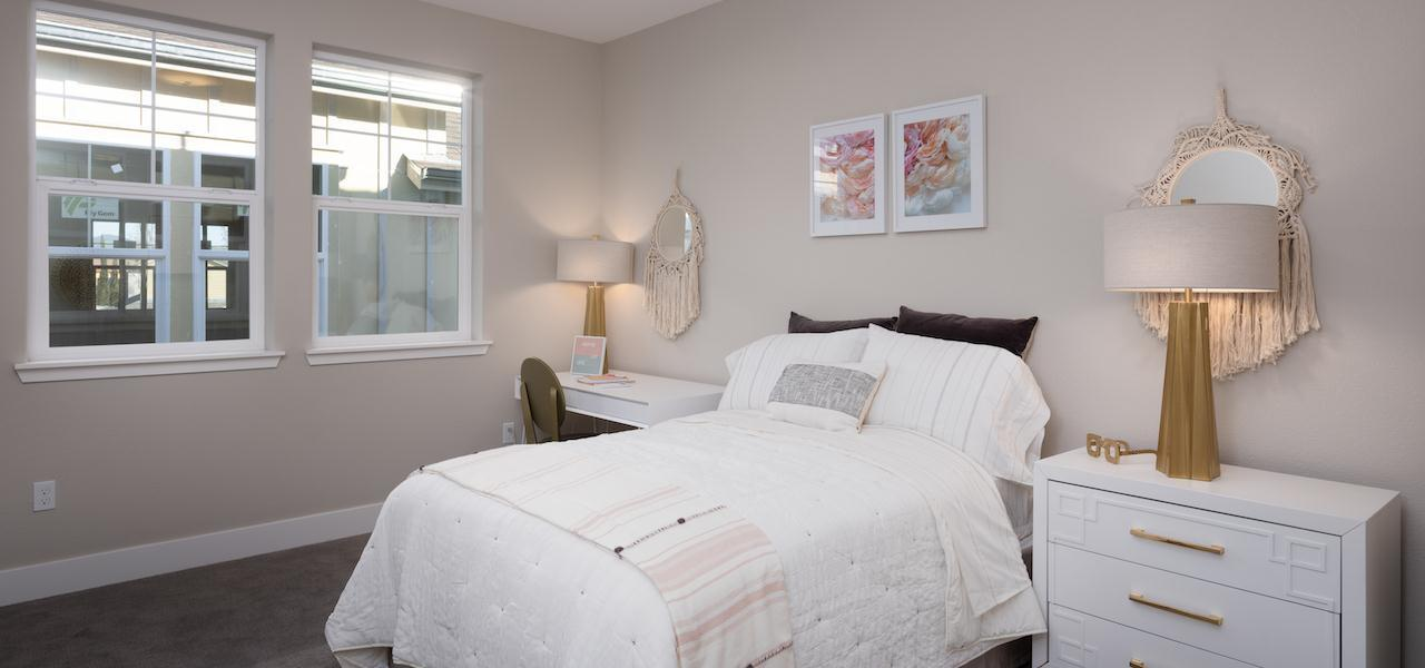 Bedroom featured in the Plan 4 By Ryder Homes in San Francisco, CA