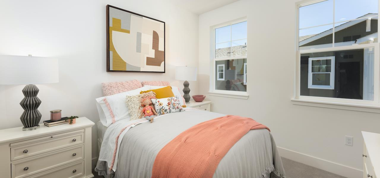 Bedroom featured in the Plan B By Ryder Homes in Santa Cruz, CA