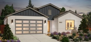 Plan 1 - The Heights: Sparks, Nevada - Ryder Homes