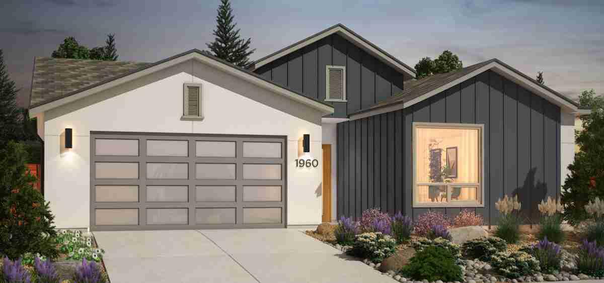 Modern Farmhouse - Scheme 1