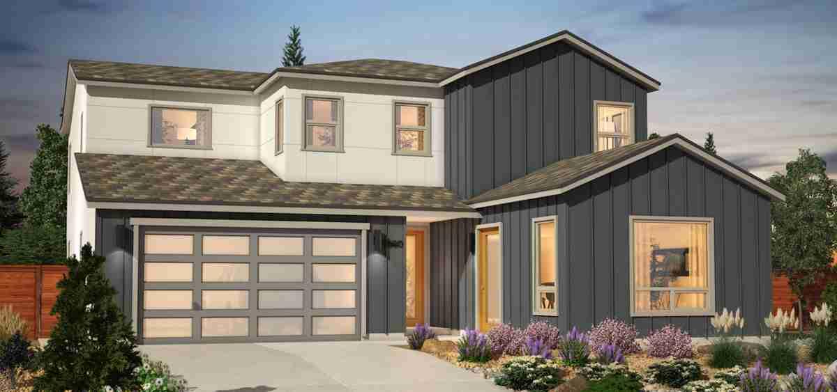 Plan 3X - Modern Farmhouse