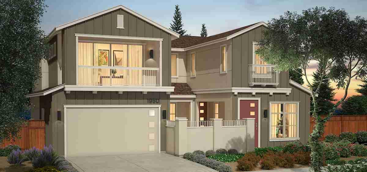 Plan 2 - Homesite 7