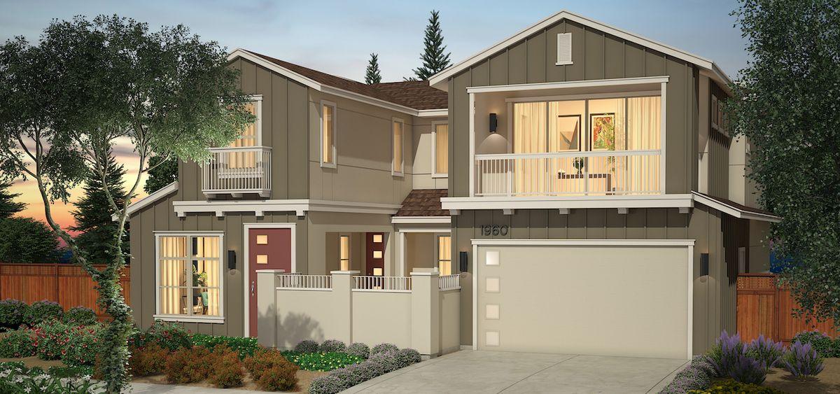 Plan 2 - Homesite 9