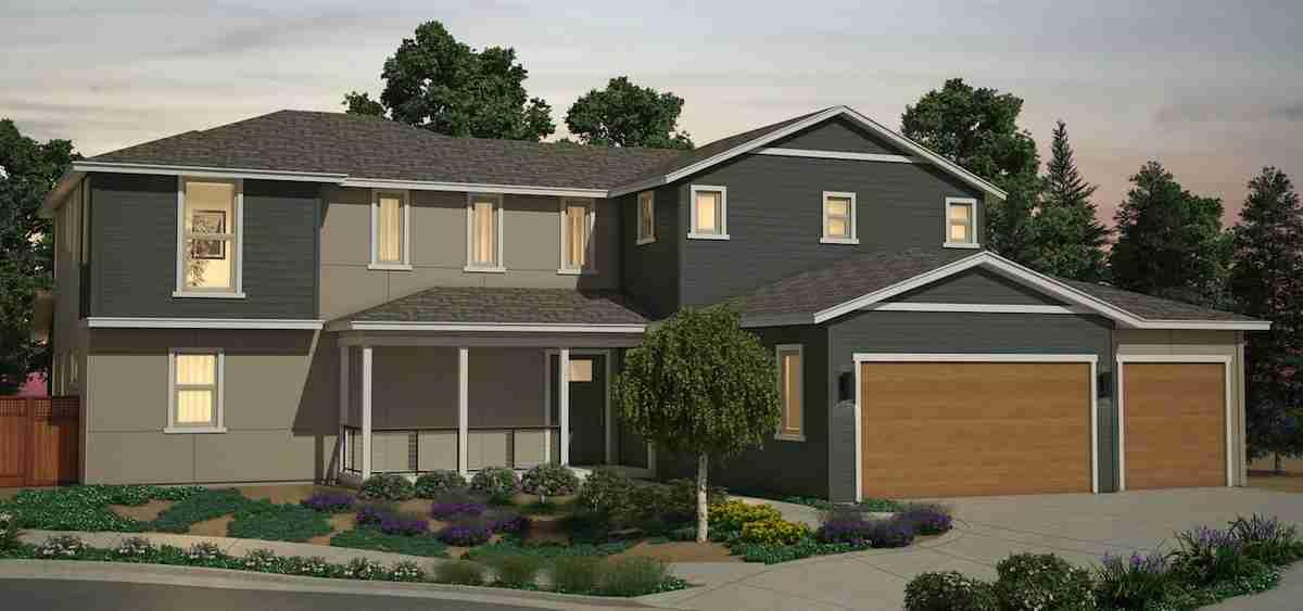 Plan 3 - Homesite 6