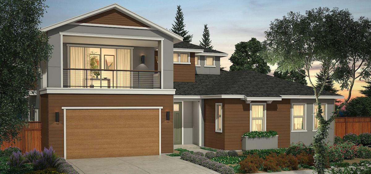 Plan 1X - Homesite 2