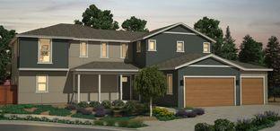 Plan 3 - Bahia Heights: Novato, California - Ryder Homes