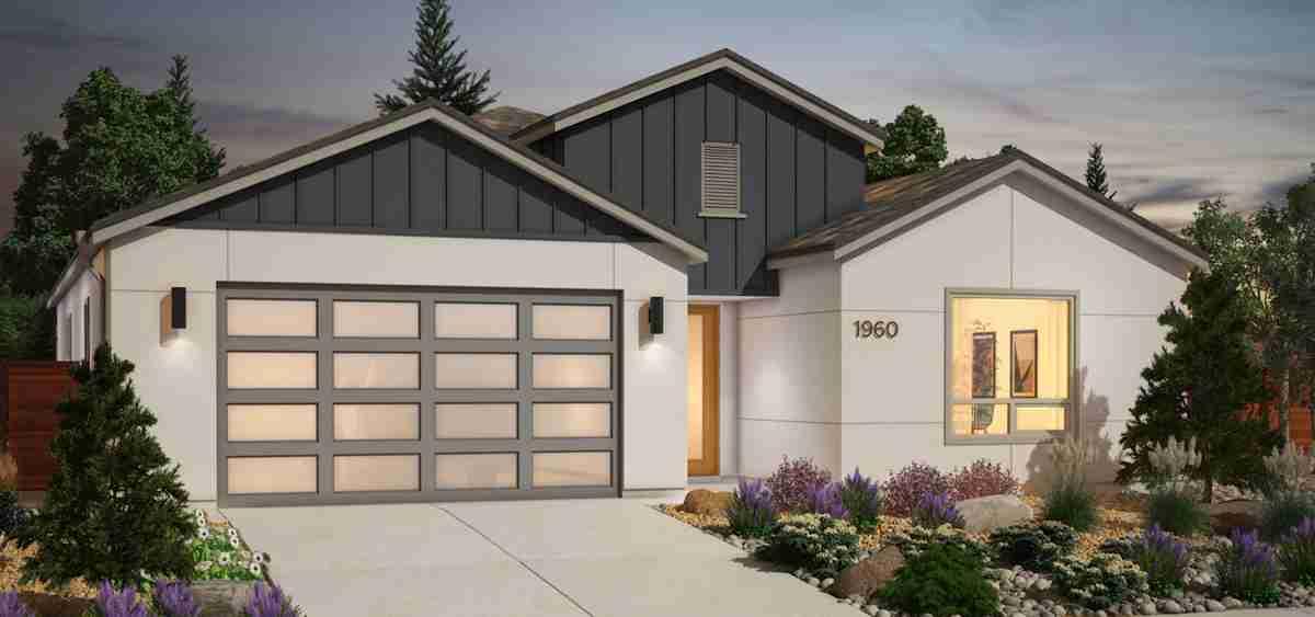 Plan 1 - Modern Farmhouse