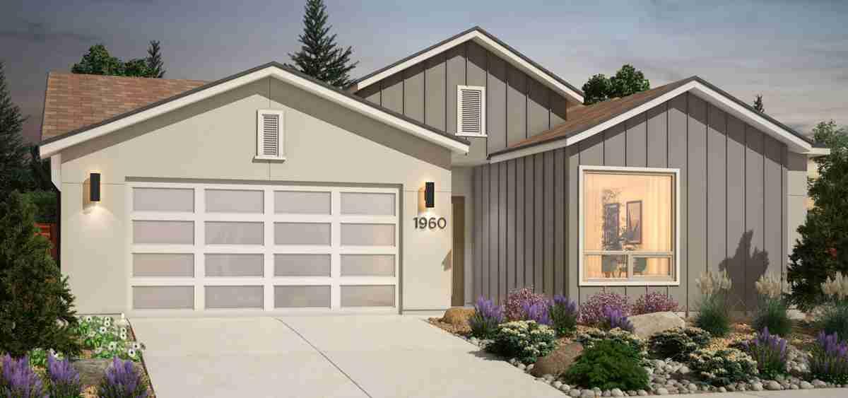 Plan 2 - Modern Farmhouse