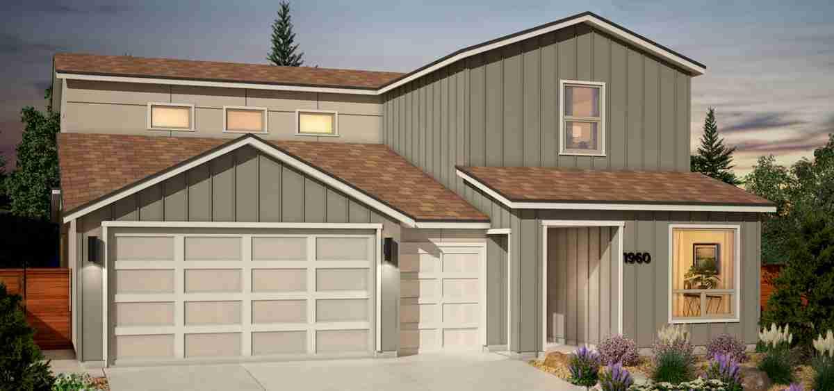 Plan 4 - Modern Farmhouse
