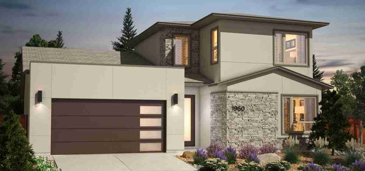 Desert Contemporary - Scheme 8