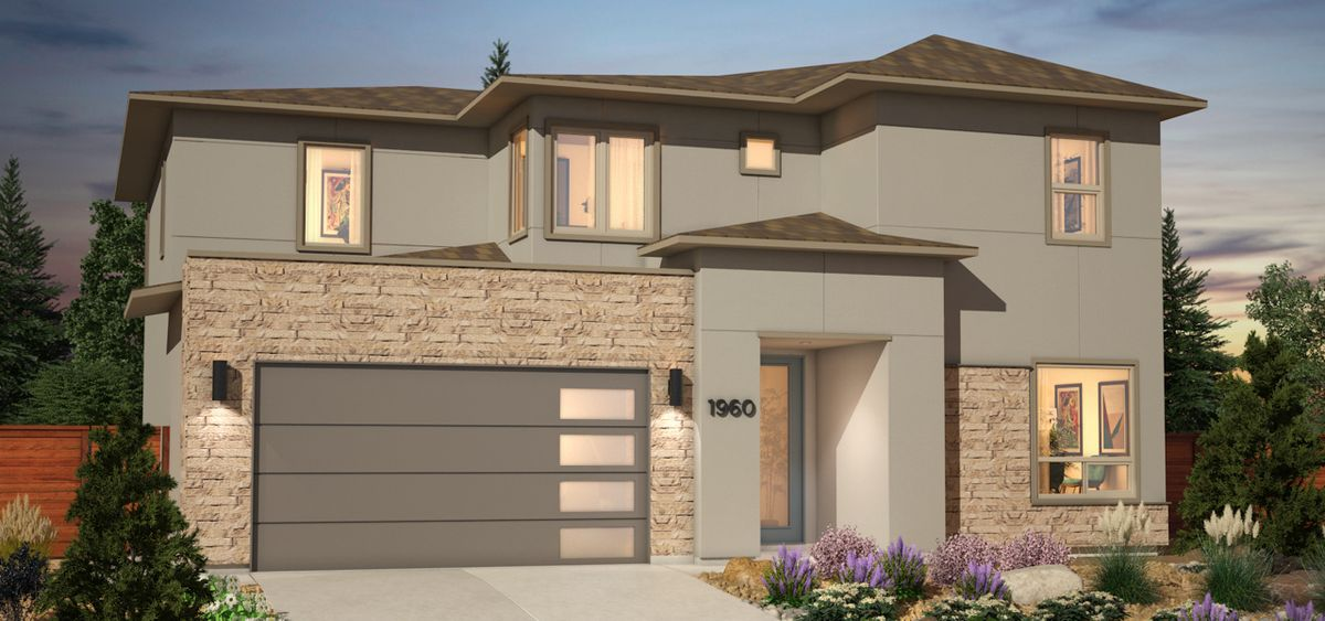Desert Contemporary - Scheme 9