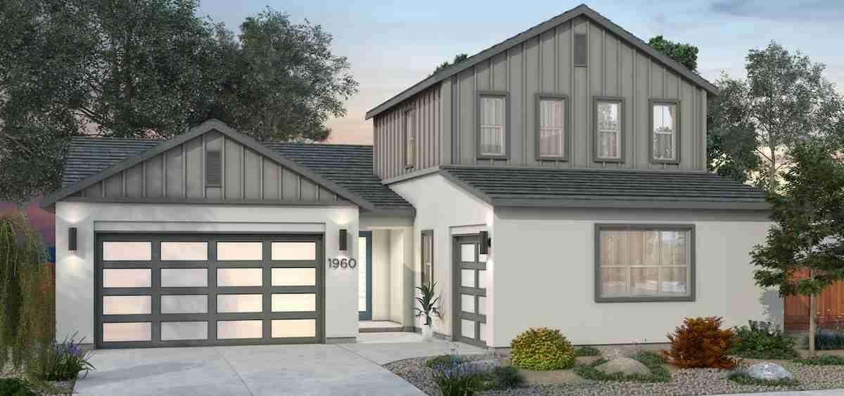 Plan 4X - Farmhouse