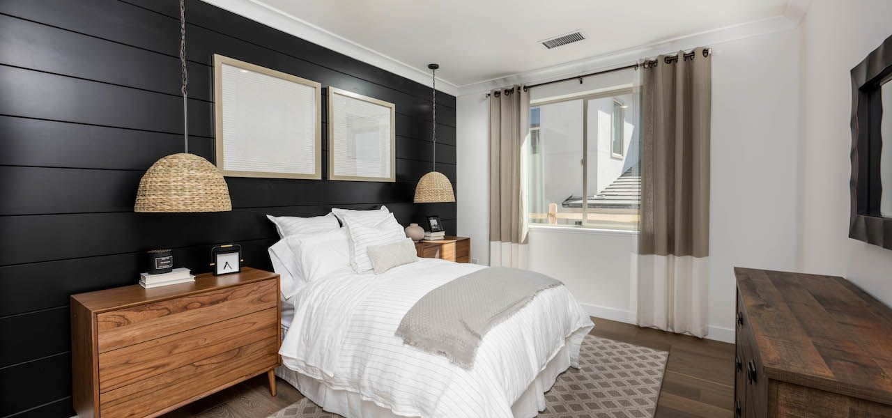 Bedroom featured in the Plan 1X By Ryder Homes in Reno, NV