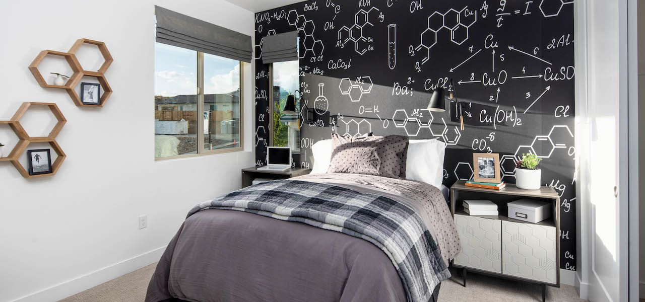 Bedroom featured in the Plan 3X By Ryder Homes in Reno, NV