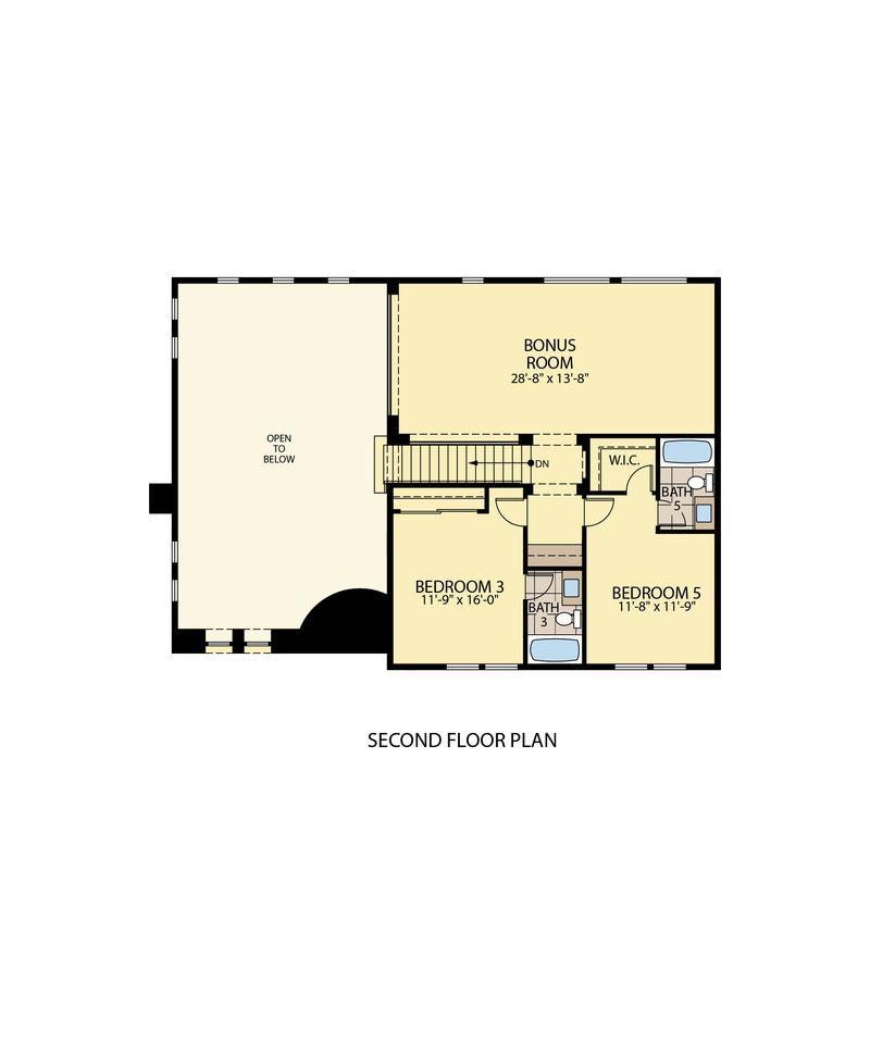 Plan 4 Floor Plan