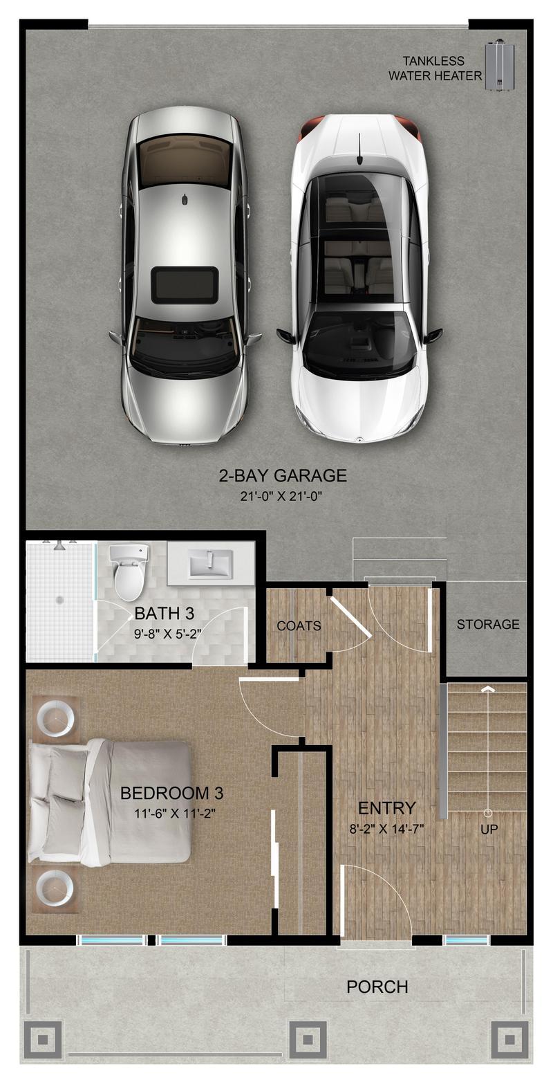 Plan B | First Floor