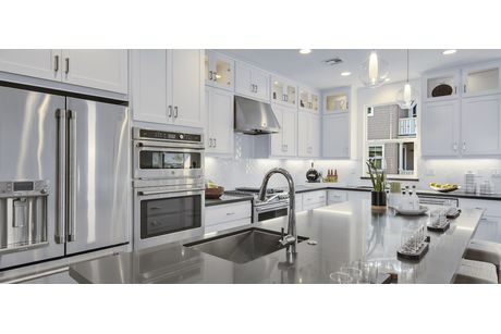 Kitchen-in-Plan 2 - Building B1-at-Enclave - Corte Madera-in-Corte Madera