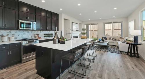 Kitchen-in-Plan 3X-at-Laurel Park Estates-in-Napa