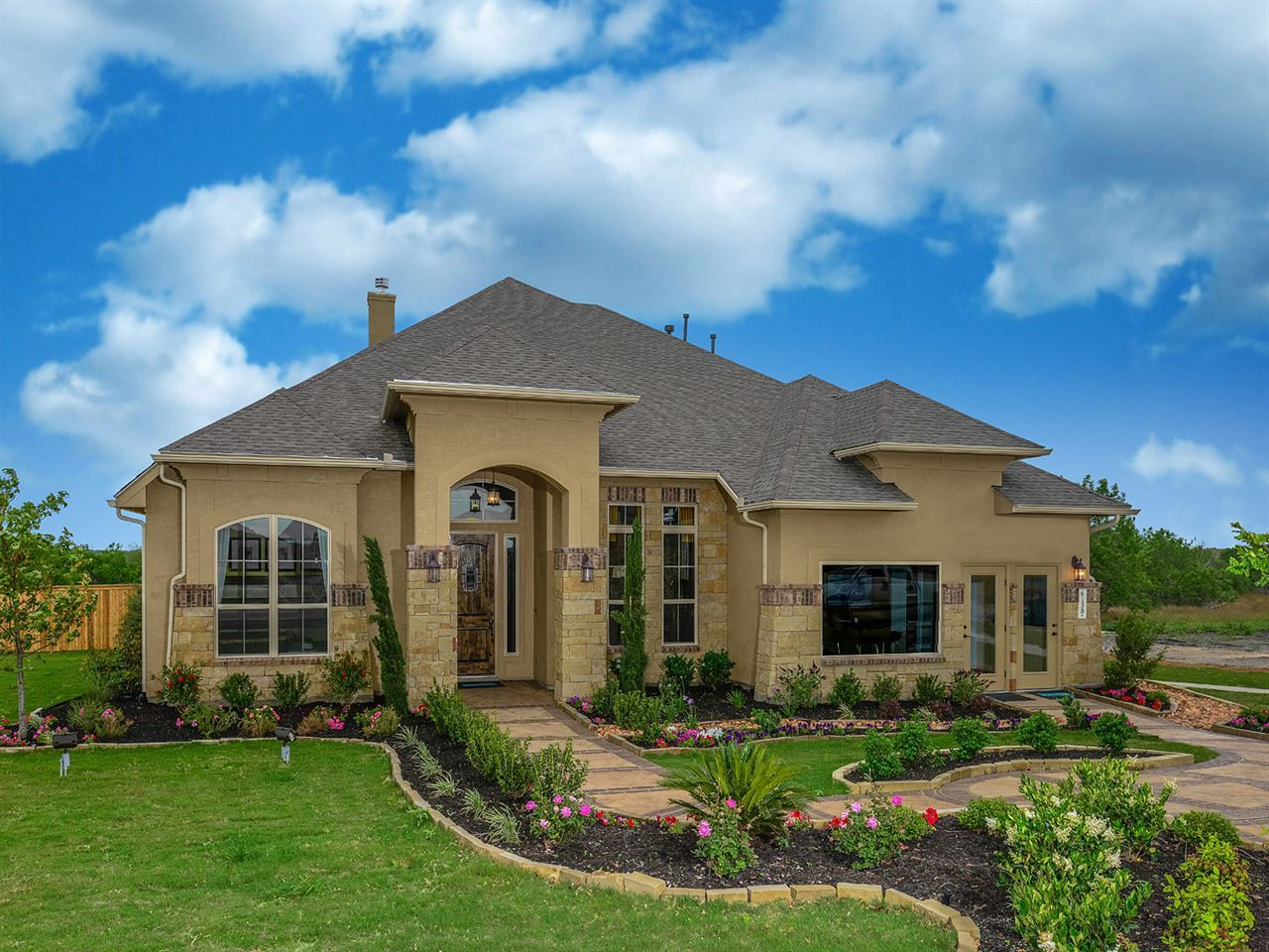 Custom home floor plans san antonio home design and style for Ryland homes design center reviews