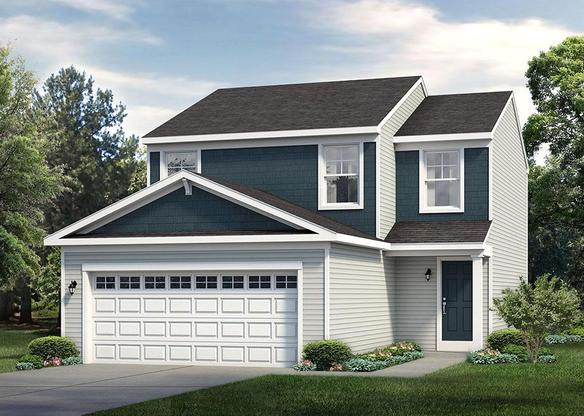 Cedarwood Elevation C
