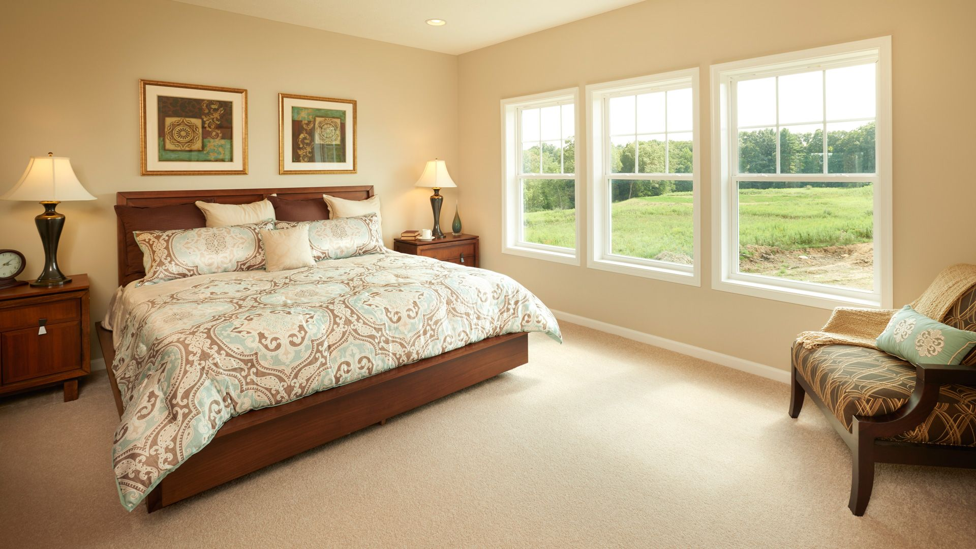 Bedroom featured in the Aspen By S & A Homes in State College, PA