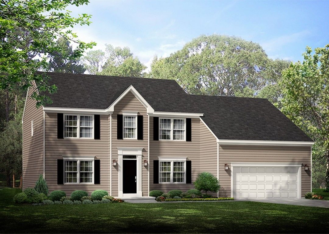 Exterior featured in the Avalon By S & A Homes in State College, PA