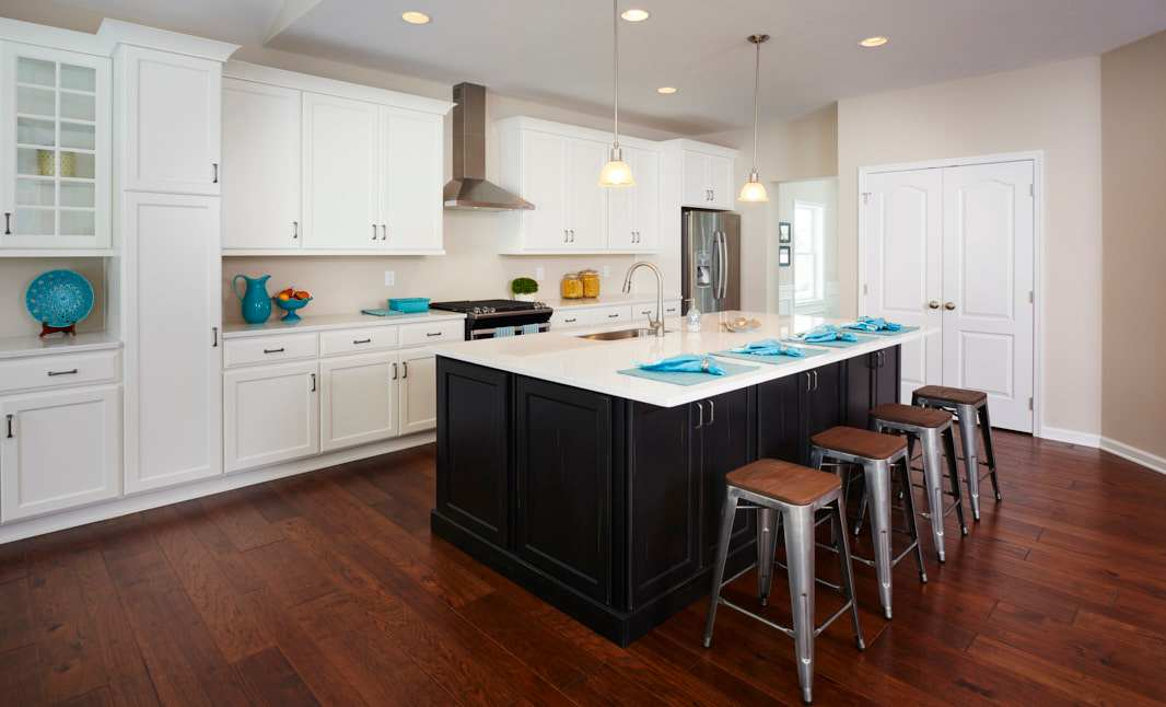 Kitchen featured in the Dartmouth  By S & A Homes in State College, PA