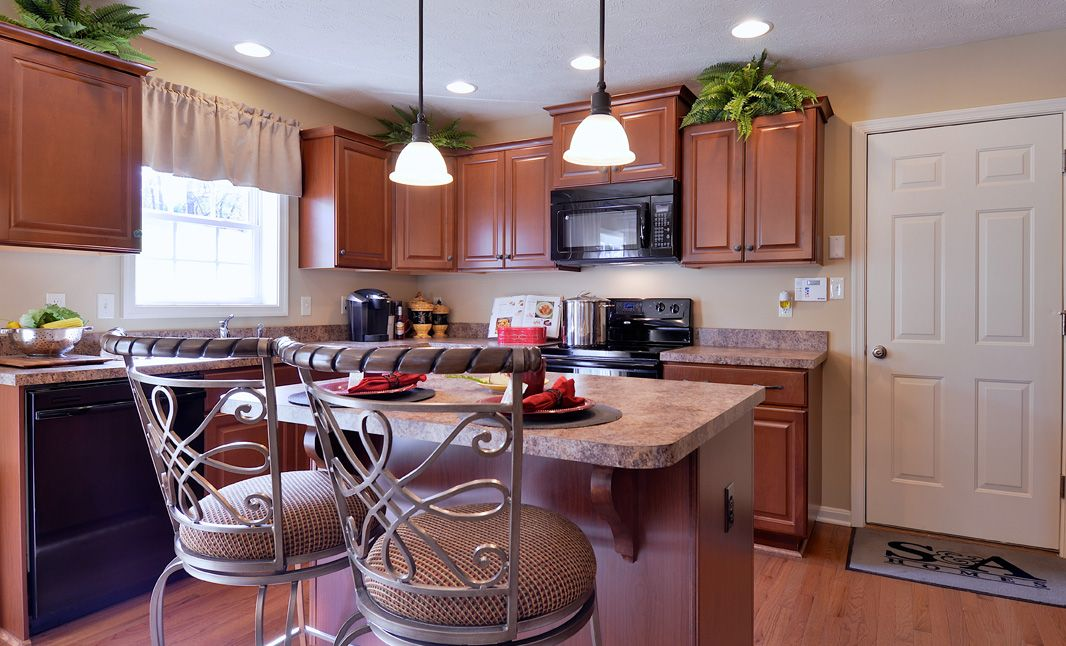 Kitchen featured in the Hawthorne By S & A Homes in State College, PA