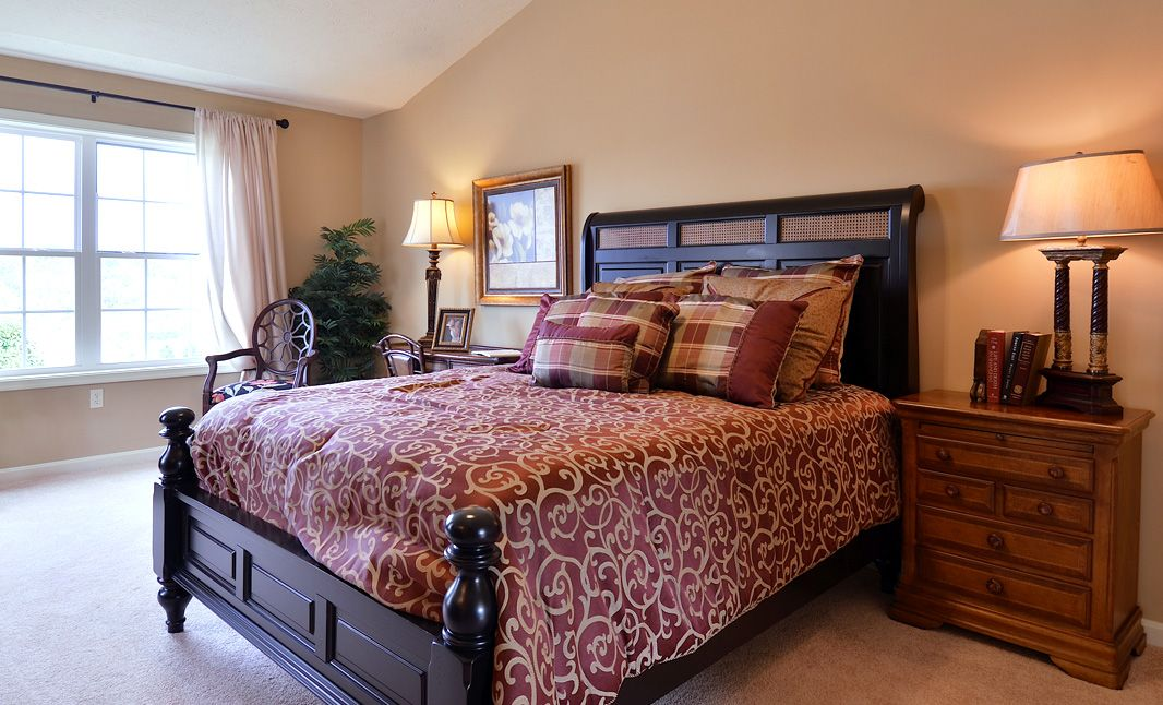 Bedroom featured in the Hawthorne By S & A Homes in State College, PA