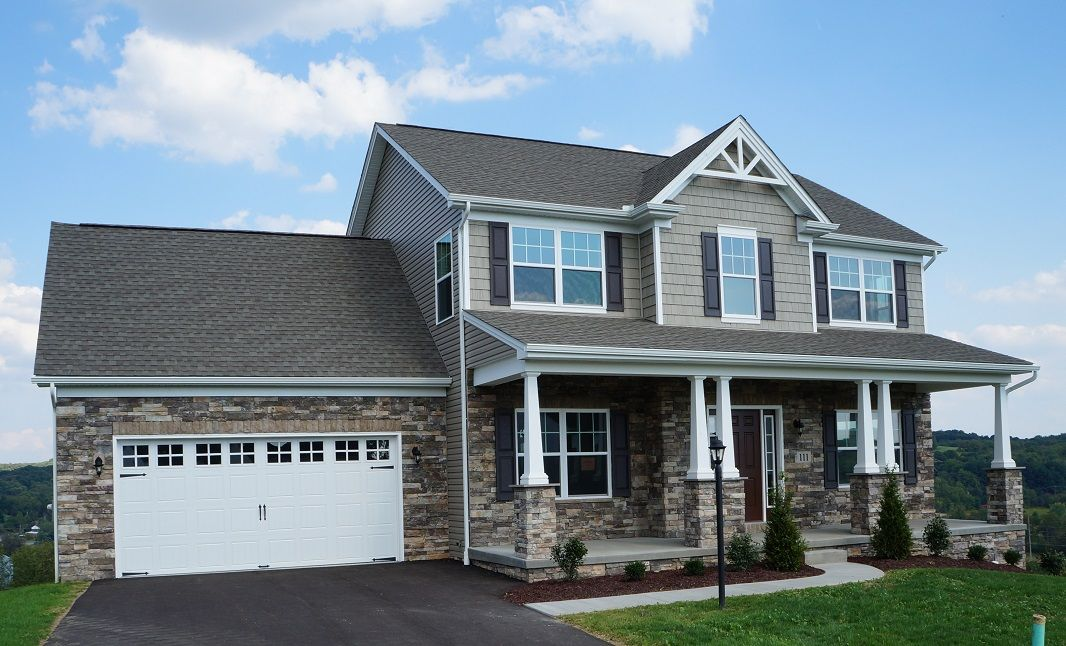Exterior featured in the Hawthorne By S & A Homes in State College, PA